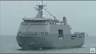 Philippine Navy Participates in 1st ASEAN Multilateral Naval Exercise 2017