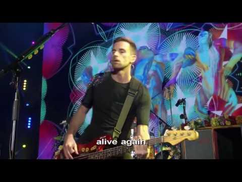 Coldplay   Adventure of A Lifetime Live at Rose Bowl Pasadena 2016