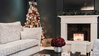 CHRISTMAS FORMAL LIVING ROOM REVEAL | CHRISTMAS WITH THE MILLEN-GORDONS DAY22