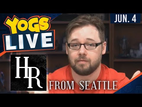 HIGHROLLERS LIVE FROM SEATTLE! - HighRollers D&D - Episode 49 (4th June 2017)