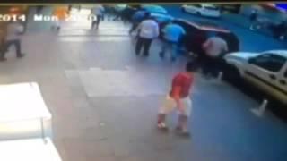 Kız Kaçırma Cinayeti Kamerada...