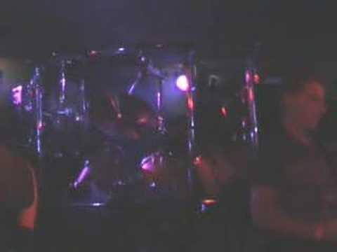 necrophagist - the stillborn one - hungary 2006.01.15