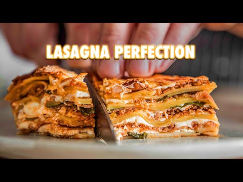 The Nearly Perfect Homemade Lasagna Guide