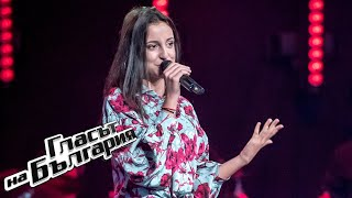 Kristiana Atanasova - Mercy On Me | Blind Auditions | The Voice of Bulgaria 2020
