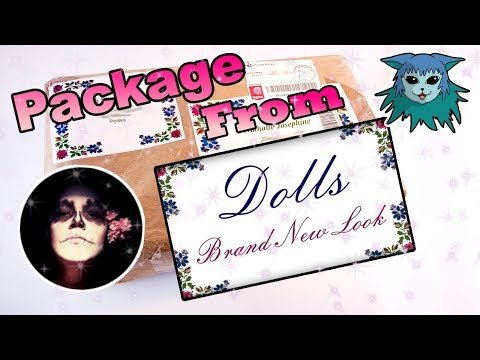 Unboxing: Dolls Brand-New Look ❤ Package from Poland!