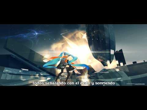 Hatsune Miku - Strobo Nights Extendida - Subtitulos En Español