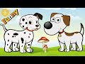 Funny Dogs Cartoons for Children Full Episodes 2017 - Dogs Cartoons Collection 2017