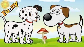 Lustige Hunde, Cartoons für Kinder Full Episodes 2017 - Hunde-Cartoons-Kollektion 2017