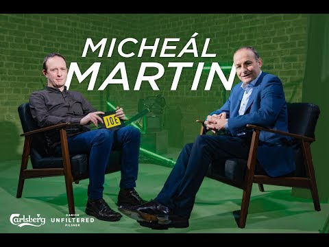 Micheál Martin: his nationalist journey, how Brexit can be stopped & coping with loss