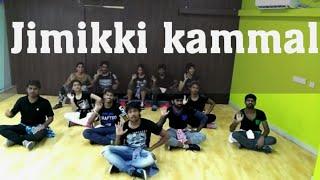 Jimikki kammal dance/ velipadinte pustakam /vedio song dance choreography/ md sajan