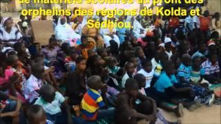 Memoria de la actividad de La Joie des Orphelins con DUNA