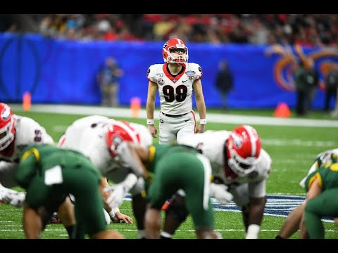 Rodrigo Blankenship reflects on his legacy in Athens and on the Sugar Bowl victory