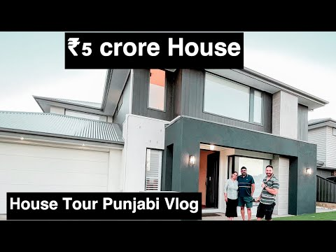 Vlog #88 ₹5 crore house tour in Melbourne