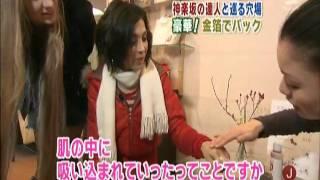 2010/01/27放送の新・東京見聞録 「神楽坂の達人と巡る穴場」 後編.