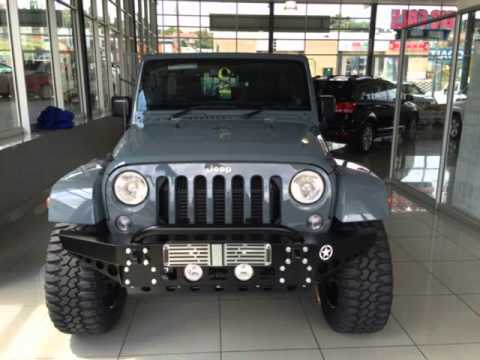 Used 2015 JEEP WRANGLER 2.8 CRD UNLTD SAHARA Auto For Sale| Auto Trader South Africa Used Cars