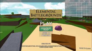 bad elemental combos batle grounds-ROBLOX