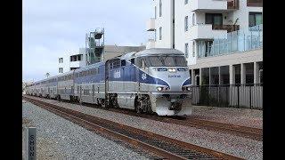 Amtrak Pacific Surfliner F59PHI Farewell Compilation