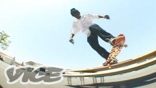 コイツはキケンだ!VICEの超人気スケート番組からアントワン・ディクソ...