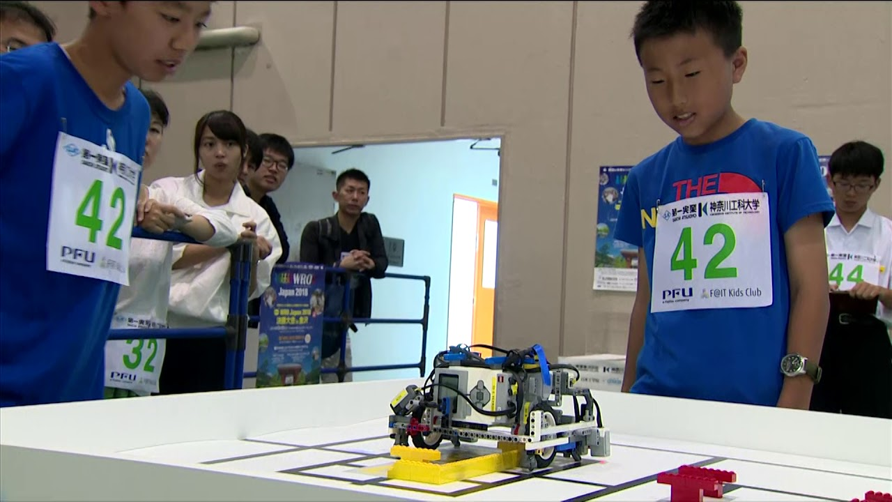 WRO Japan 2019 公式サイト - 小中高校生のロボットコンテスト