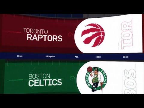 Toronto Raptors vs Boston Celtics Game Recap | 1/16/19 | NBA