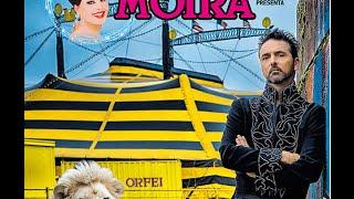 "Подорож до цирку ""MOIRA ORFEI"".  CIRCO MOIRA ORFEI"