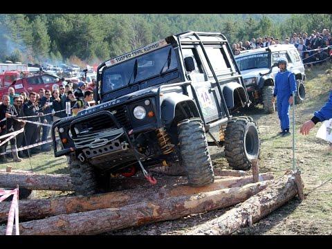 Land Rover Defender 90 TDI & Discovery TD5 **Magnum Motorsport**