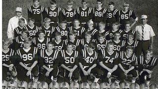1967 Tiny Demons Football