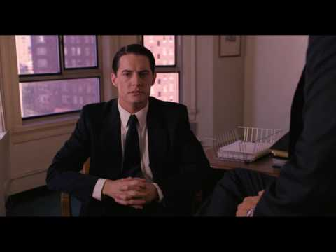 Twin Peaks - Cooper's Intuition with albert Rosenfield