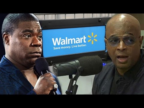 Damon Wayans Says Tracy Morgan Got $90 Million from Walmart | TMZ
