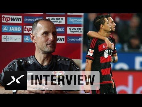 Heiko Herrlich über Hakan Calhanoglu und Chicharito   Bayer 04 Leverkusen   Bundesliga