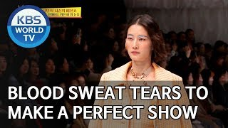 Blood Sweat Tears to make a perfect fashion show [Boss in the Mirror/ENG/2019.12.01]