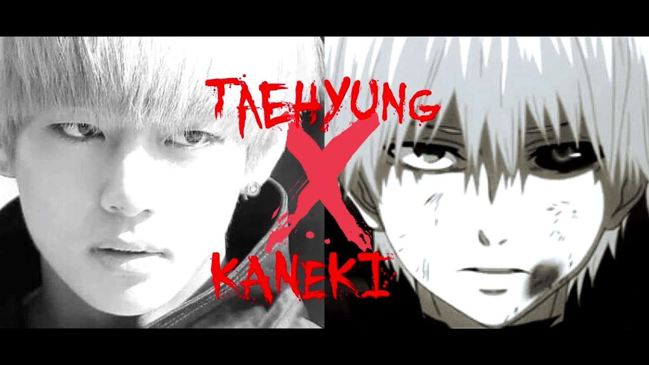 Taehyung x kaneki save me youtube