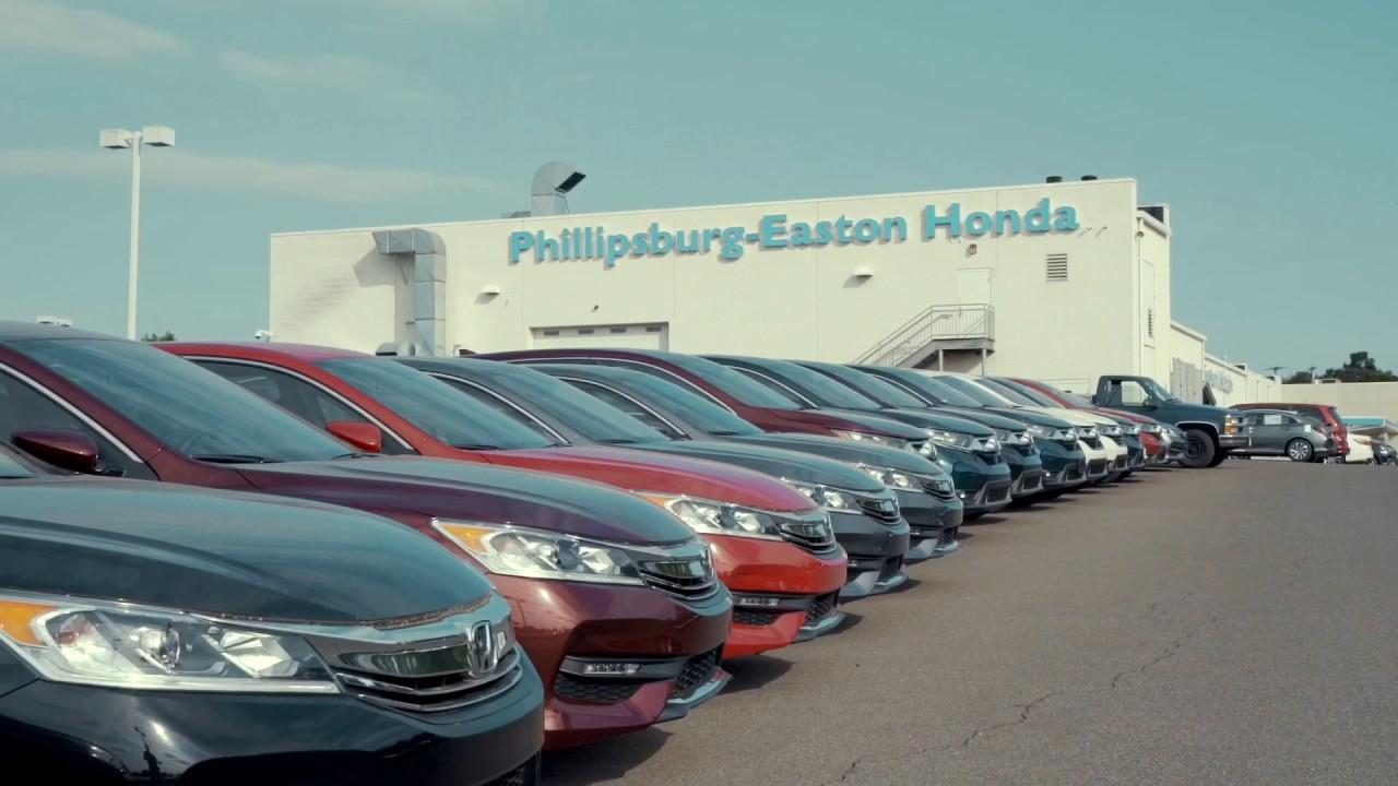 Bill Hav shoot commercial at Phillipsburg Easton Honda - YouTube