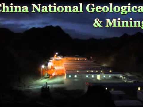 CHINA NATIONAL GEOLOGICAL & MINING SAUDI ARABIA PROJECTS