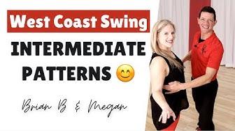 West Coast Swing | Intermediate Patterns