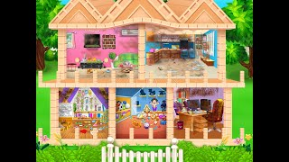 House Cleaning - Home Cleanup Girls Game - Part 2 | Play to Fun by PerfectWinGame screenshot 4