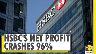 Fineprint: HSBC's net profit plunges 96 per cent | World News