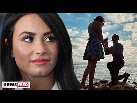 Demi Lovato REACTS