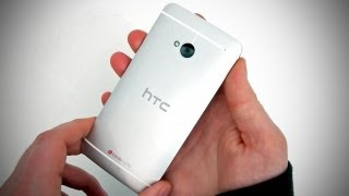 HTC One Unboxing & Overview