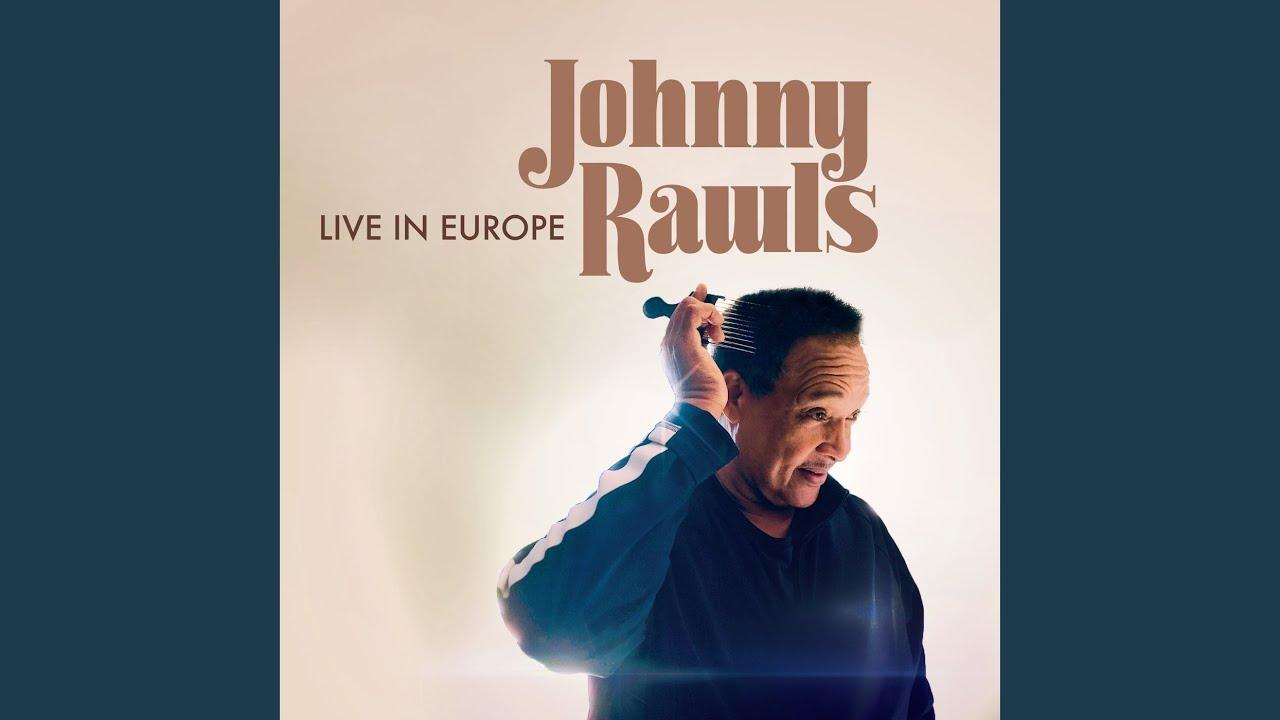 JOHNNY RAWLS : une légende de la Soul Blues