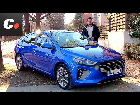 Hyundai Ioniq Hybrid Prueba Test Review en espaol Coches.net