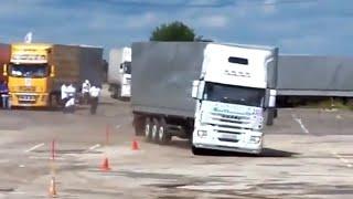 Ciò che Fa questo Camionista nel Video Ti lascerà Sconvolto