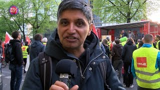 Pedram Shahyar: Make amazon Pay! Demonstration 24.04.2018