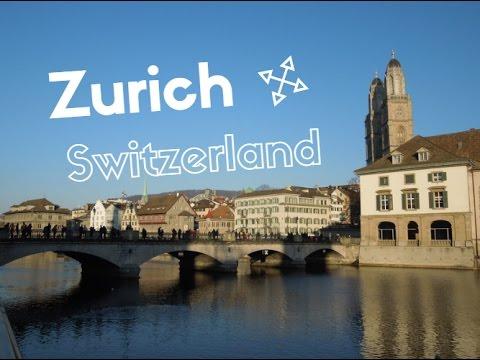 [City Trip] : Zurich