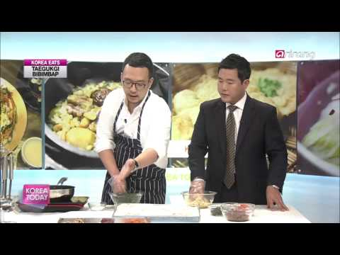 Korea Today Ep637C3 Creative, colorful dish for Liberation Day