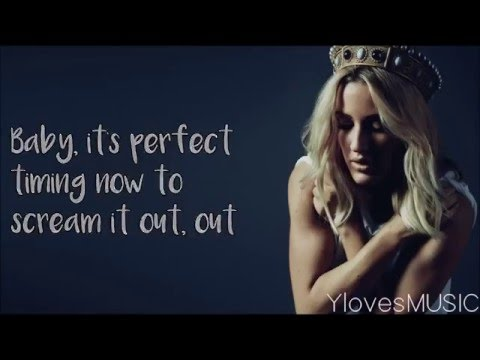 Ellie Goulding - Scream It Out (Lyrics)