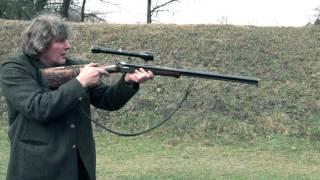 Broń strzelecka - wczoraj i dziś (dryling - trójlufka)