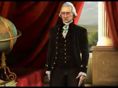 Civilization 5 : United States of America - George Washington