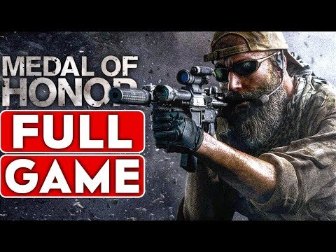 MEDAL OF HONOR Gameplay Walkthrough Part 1 FULL GAME [1080p HD 60FPS PC] - No Commentary