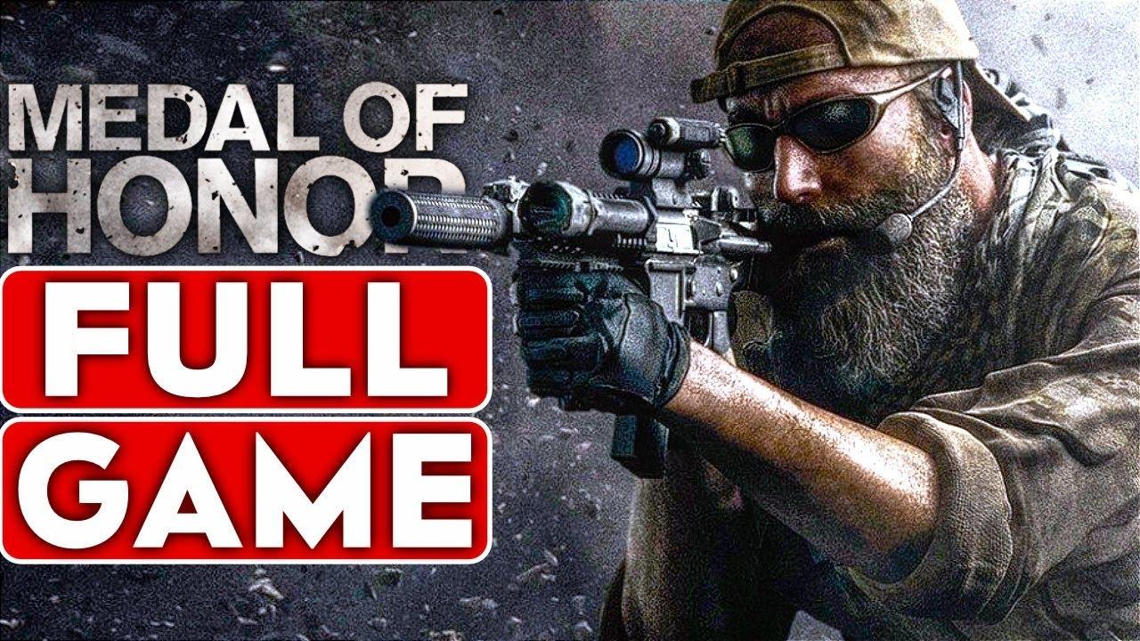 MEDAL OF HONOR Gameplay Walkthrough Part 1 FULL GAME